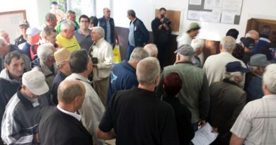 Verificãri la Oficiul de Pensii Petrosani