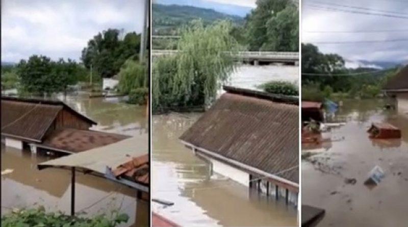 Prefectura a finalizat bilanţul pagubelor de la inundaţii