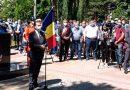 Premierul Ludovic Orban, discurs în huiduieli
