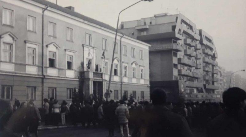 Remember. 31 de ani (1989) de la Revoluție.C-a fost, că n-a fost…Dar a existat unda de șoc la Petroșani înREVOLUȚIA DIN DECEMBRIE '89