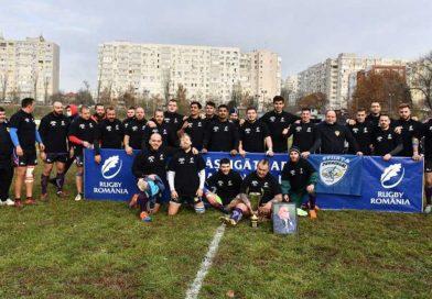 Rugby D.N.S.(Liga a II-a) / ȘTIINȚA PETROȘANI A CUCERIT TITLUL DE CAMPIOANĂ A DIVIZIEI NAȚIONALE SENIORI!