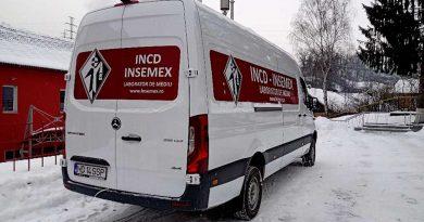 INSEMEX are un laborator de monitorizare a calității aerului