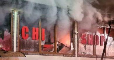 A ars magazinul chinezesc din zona Spitalului de Urgenta