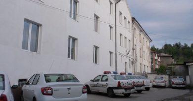 Prinsă de polițistii din Lupeni