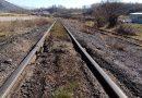 Două trenuri deraiate.  Calea ferată, încă un pericol vizibil