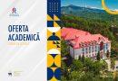 Universitatea Petroșani prezintă oferta academică