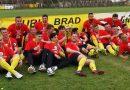● Fotbal, Liga a IV-a Hunedoara BRADUL CAMPIOANĂ, VALEA JIULUI ÎN AFARA PODIUMULUI…