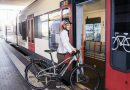 Ia-ți bicicleta în tren!