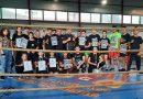 Campionat de K1 în Valea Jiului, cu copii curajoși