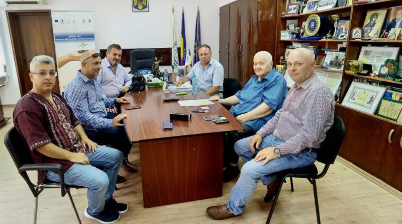 Sindicaliștii de la CEH, întâlnire la Ministerul Energiei