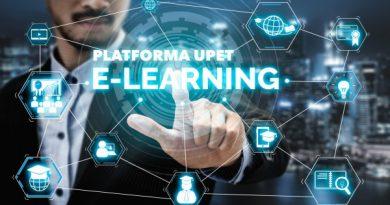   Cursurile de la UPET au trecut în online  