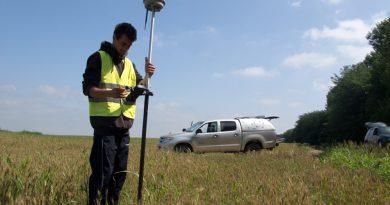 Măsurători topogeodezice pentru prevenirea unor incidente