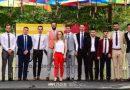 Președintele Ligii Studenților din Petroșani, membru în conducerea UNSR