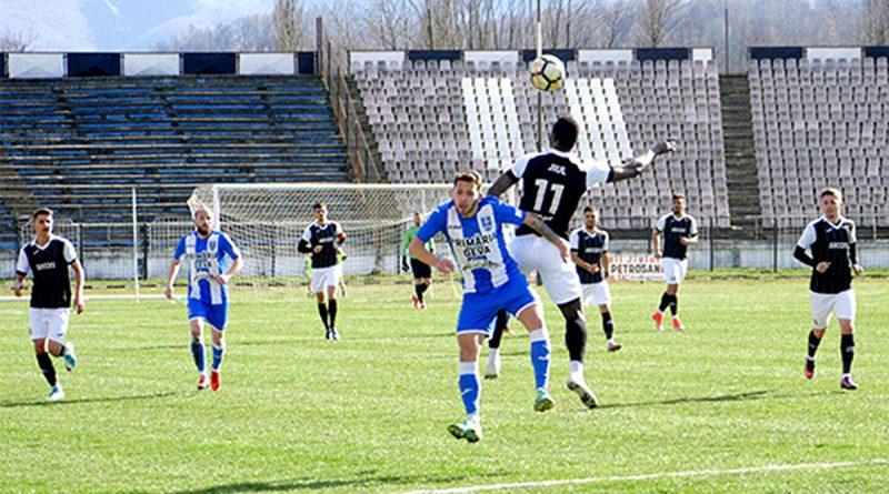 ● Fotbal. Cupa României / .JIUL, DEBUT OFICIAL CU VICTORIE!