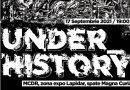 UNDER-HISTORY, spectacol de arte vizuale pe esplanada Lapidarium a Muzeului Civilizației Dacice și Romane Deva